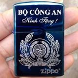 Chiết Khấu Sản Phẩm Zippo Usa Logo Bộ Cong An