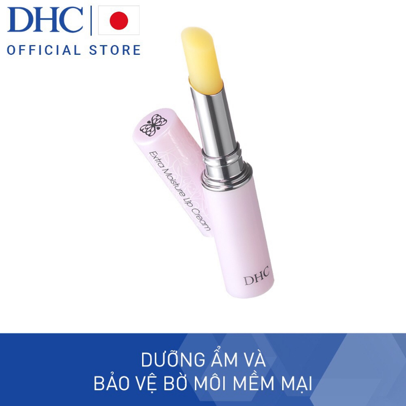 Son Dưỡng Cao Cấp DHC Extra Moisture Lip Cream 1,5g giá rẻ