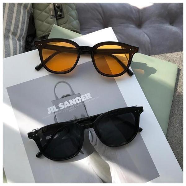 Giá bán Kính mát nam nữ phong cách Hàn Quốc chống tia UV mắt vuông, kính râm Unisex nhiều màu siêu đẹp thời trang cao cấp phù hợp đi chơi đi biển chống chói mắt 215