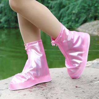 Giày đi mưa dáng bệt không ngấm nước thông minh chống trượt siêu bền
