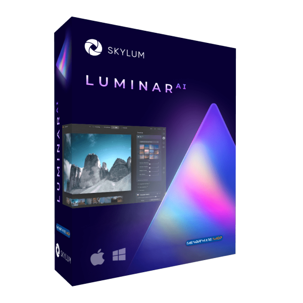 Bảng giá Phần mềm Luminar AI 2021 Phong Vũ