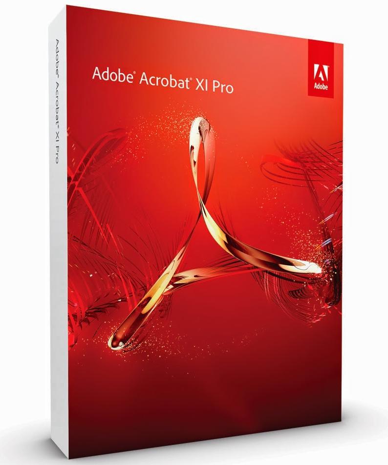 Phần mềm tạo sửa PDF Adobe Acrobat XI PRO - Key kích hoạt