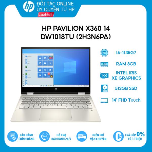 Bảng giá [VOUCHER 3 TRIỆU]Laptop HP Pavilion x360 14-dw1018TU (2H3N6PA) (i5-1135G7| 8GB | 512GB | Intel Iris Xe Graphics | 14 FHD Touch | Win 10 + Office) Phong Vũ