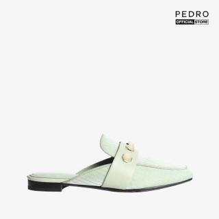 PEDRO - Giày đế bệt Octagon Embellished PW1-66480036-69 thumbnail