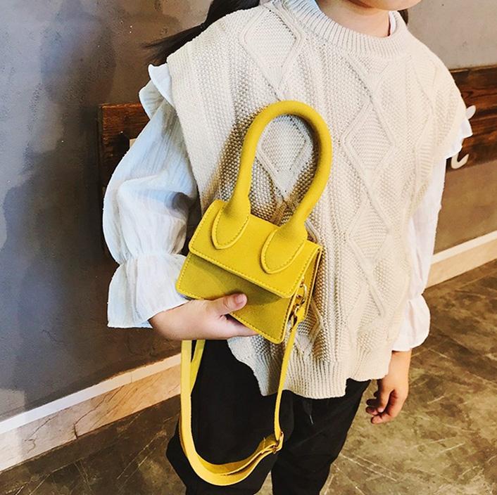 Giá bán Túi xách đeo chéo mini quai kiểu hottrend cho bé gái BBShine – TX011