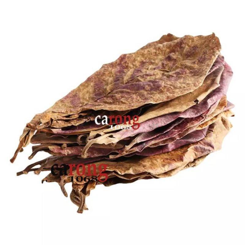 Công dụng của lá bàng đối với cá cảnh, dry eagle leaf,