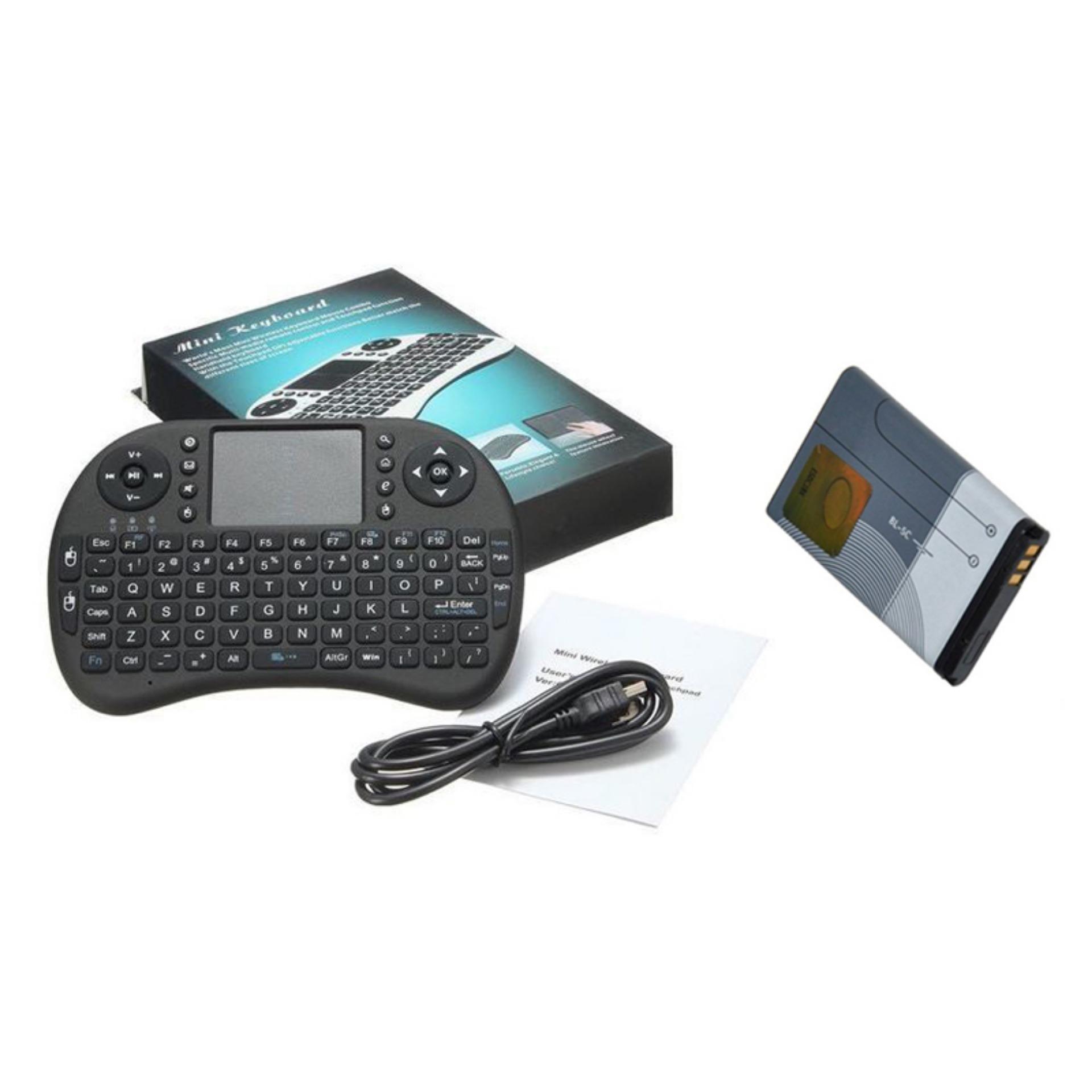 Bàn phím kiêm chuột dùng cho Android box, SmartTivi