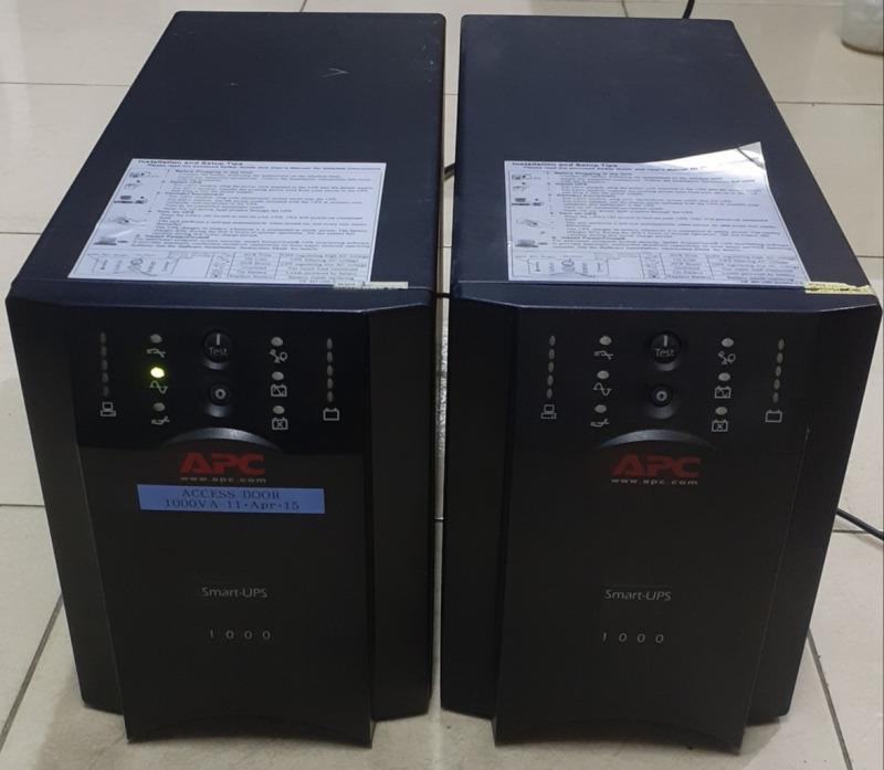 Bảng giá SUA 1000I - Bộ lưu điện APC Smart UPS 1000VA (Like New - BH: 06 tháng) Phong Vũ