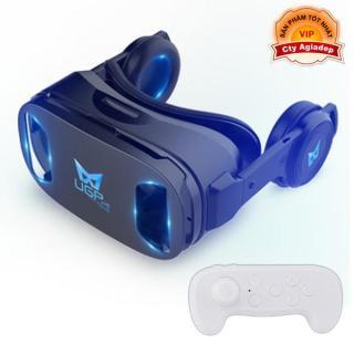 Kính thực tế ảo VR 3D hàng hiệu UGP U8 Kèm tay điều khiển - Âm thanh hình ảnh chất - Sống động như thật thumbnail