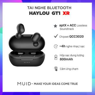 [Nhập ELMAY21 giảm 10% tối đa 200k đơn từ 99k]Tai Nghe True Wireless Haylou GT1 XR ( Phiên Bản Nâng Cấp Haylou GT1 PRO) thumbnail