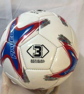 Quả Bóng đá da cho trẻ em, quả bóng đá bơm hơi da số 3 - HÀNG CHUẨN XIN ĐẸP thumbnail