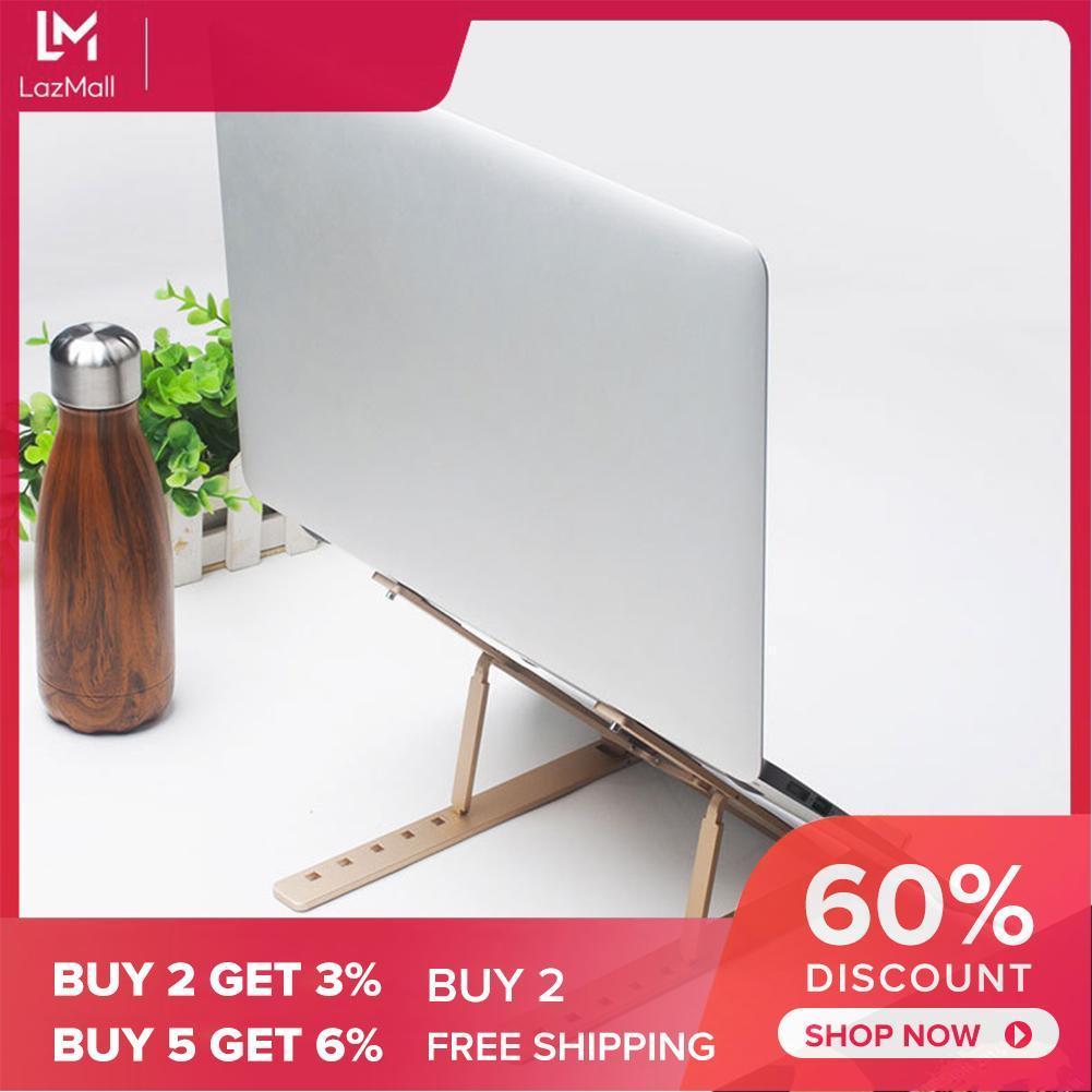 {9.9 Hot Sale Festival}ĐẾ TẢN NHIỆT NUOXI N3 Giá Đỡ Laptop Nhôm 6 Độ Cao Có Thể Điều Chỉnh Gấp Làm Lạnh Giá