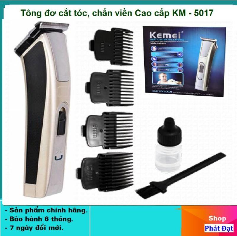 Tông đơ Chấn viền tạo kiểu Kemei KM-501 giá rẻ