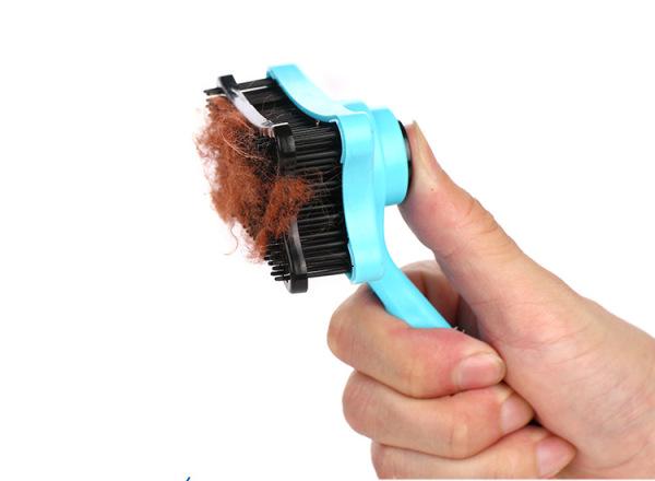 Lược chải lông chó mèo loại bỏ lông thông minh