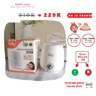 Máy Hâm Sữa, Máy Ủ Sữa 3 Chức Năng Fatz Có Chức Năng Tiệt Trùng Bình Sữa, Giữ Ấm Và Hâm Cháo Mẫu Mới Nhất thumbnail