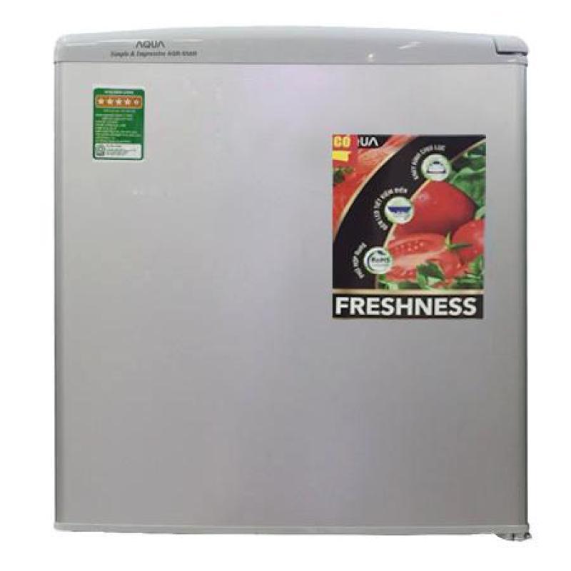 Tủ lạnh Aqua AQR-55ER(SS)