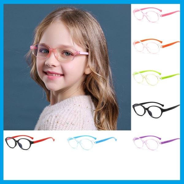 Mua [BIGSALE]- Kính chống cận thị cho trẻ từ 6 đến 15 tuổi, mắt kính lọc ánh sáng xanh bảo vệ mắt khi chơi điện thoại, xem máy tính, kính trẻ em, tròng kính không độ