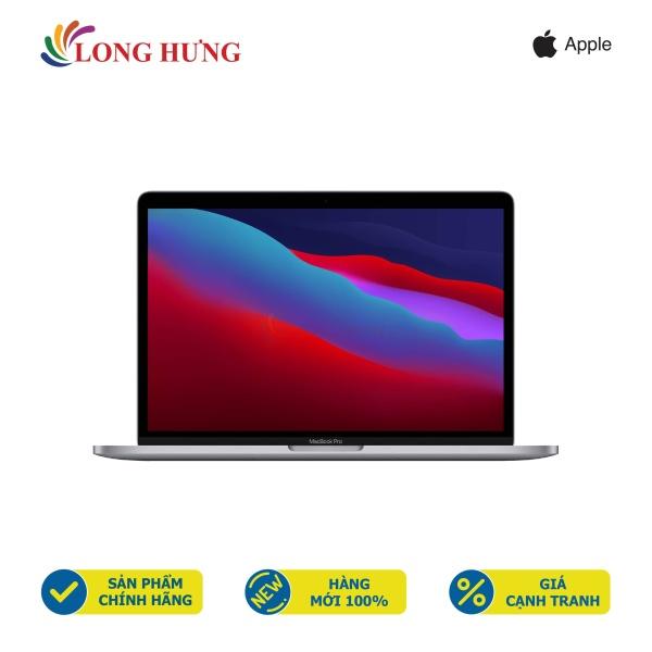 Bảng giá [Trả góp 0%]Laptop Apple Macbook Pro M1 2020 (13/8GB/256GB SSD/8-core GPU) - Hàng chính hãng - Màn hình 13inch Ram 8GB Ổ cứng SSD 256GB 8-Core GPU Phong Vũ