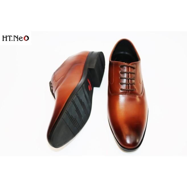 Hot Giày Tây Buộc Dây Da Bò Sịn Cực Đẹp Thòi Trang (Gt121) giá rẻ