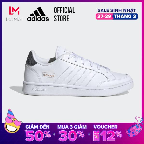 adidas TENNIS Grand Court SE Shoes Nữ Màu trắng FW6691 giá rẻ
