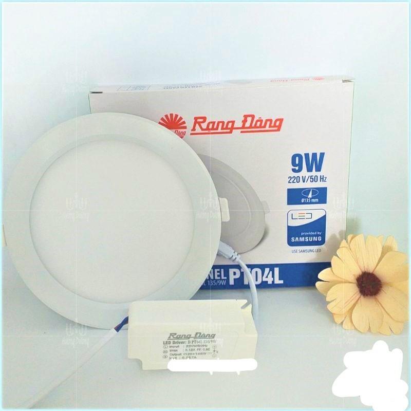 đèn LED âm trần Rạng Đông 9w 135/9w