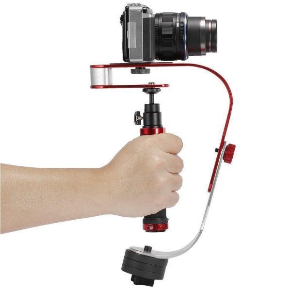 Giá Tay cầm máy ảnh chống rung, cho những giây phút chụp, quay đầy thú vị