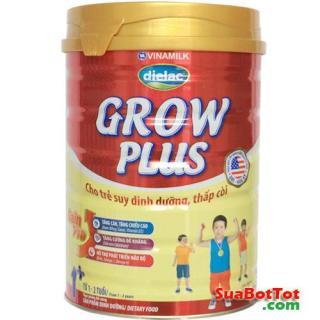 Vinamilk Dielac Grow Plus 1+ 900gr thumbnail