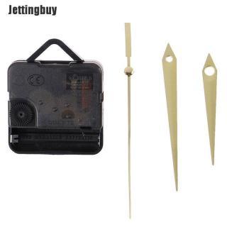 Jettingbuy DIY Thay Thế Đồng Hồ Treo Tường Cơ Chế Chuyển Động Thạch Anh Phụ Kiện Bộ Phận Sưu Tầm thumbnail