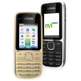 Điện thoại Nokia C2-01 Chính Hãng - Full Chức Năng - Kèm Pin Sạc thumbnail