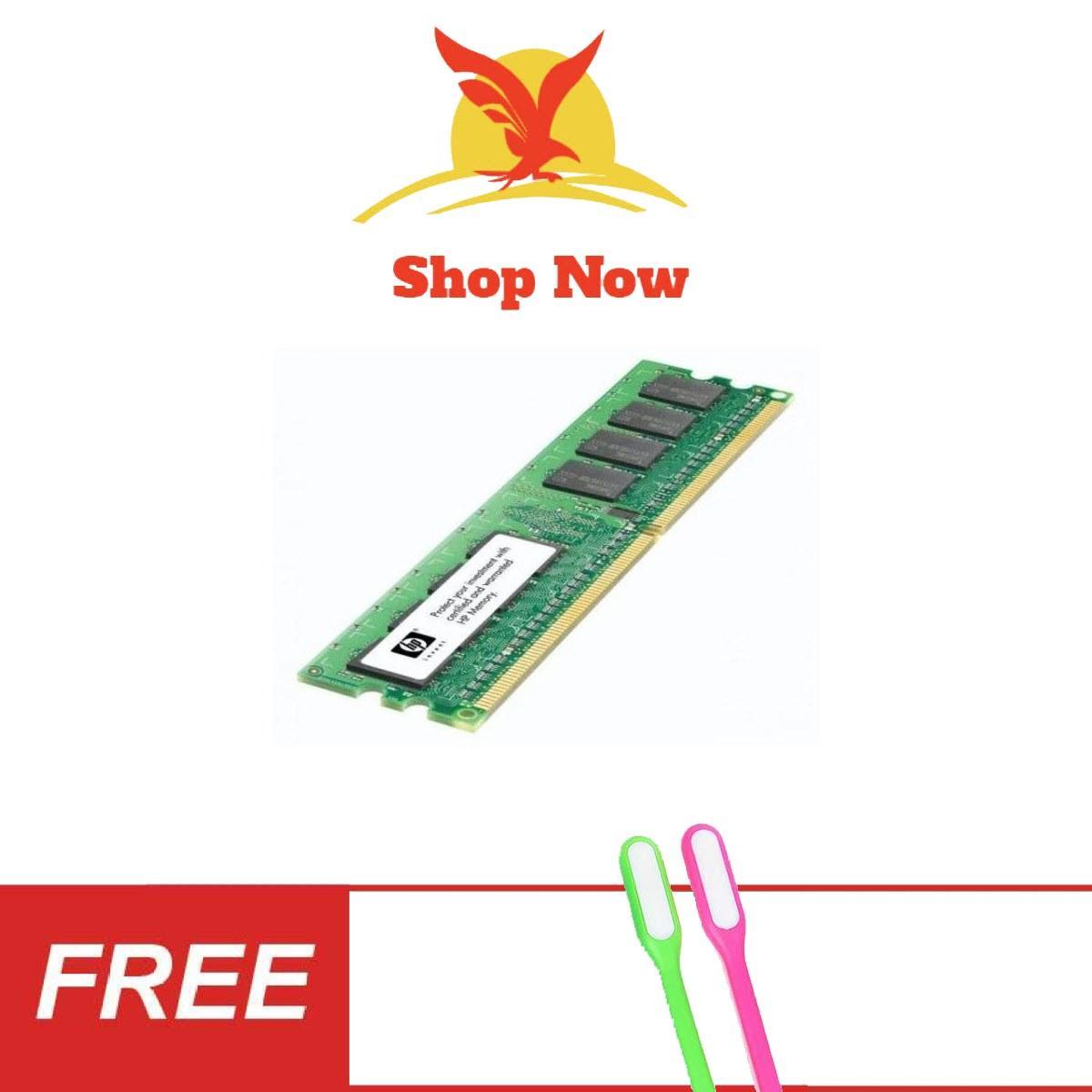 Ram ECC Máy Trạm HP 2GB, DDR 3, Bus 1333Mhz Siêu Bền