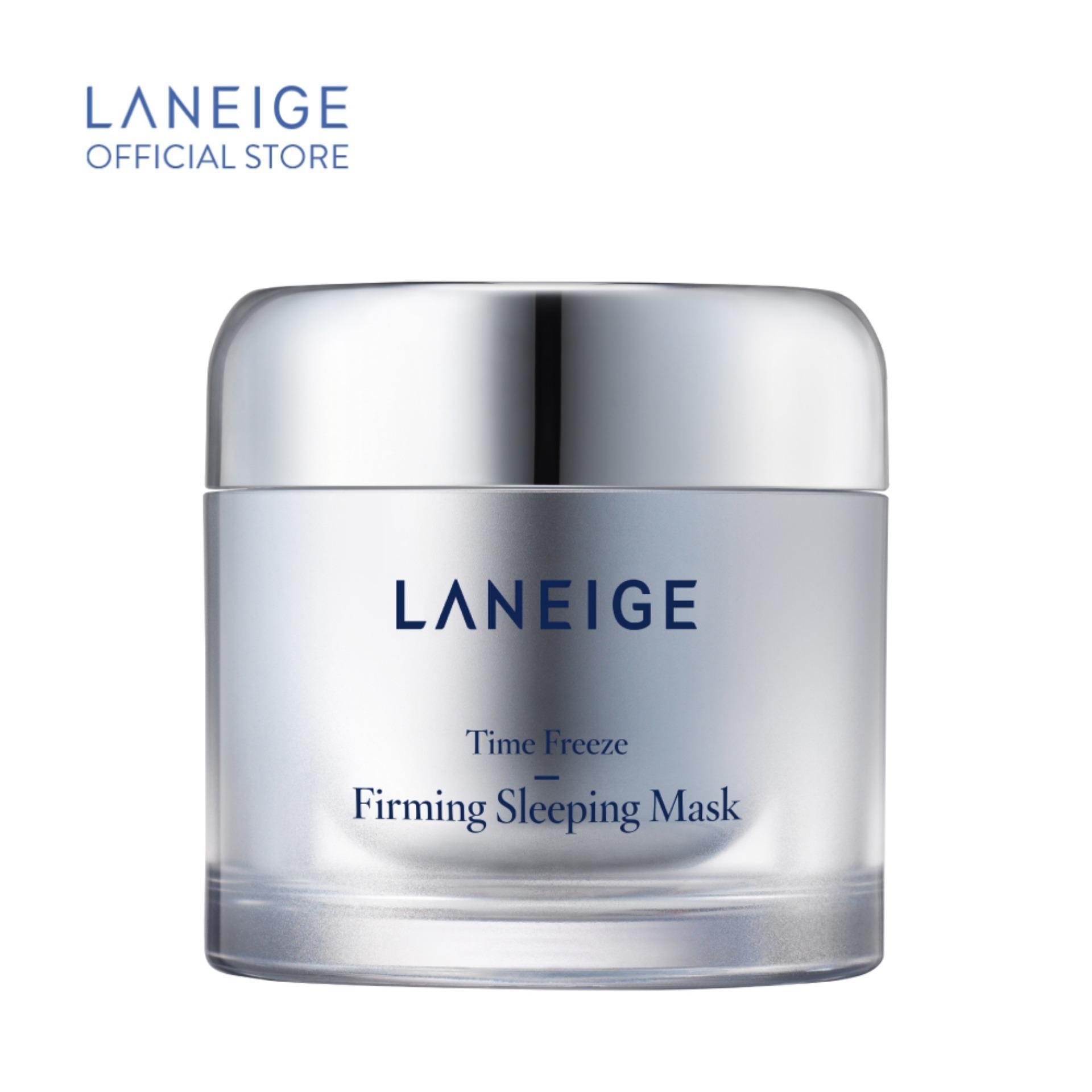 Mặt Nạ Ngủ Ngăn Ngừa Lão Hóa Laneige Time Freeze Firming Sleeping Mask 60Ml