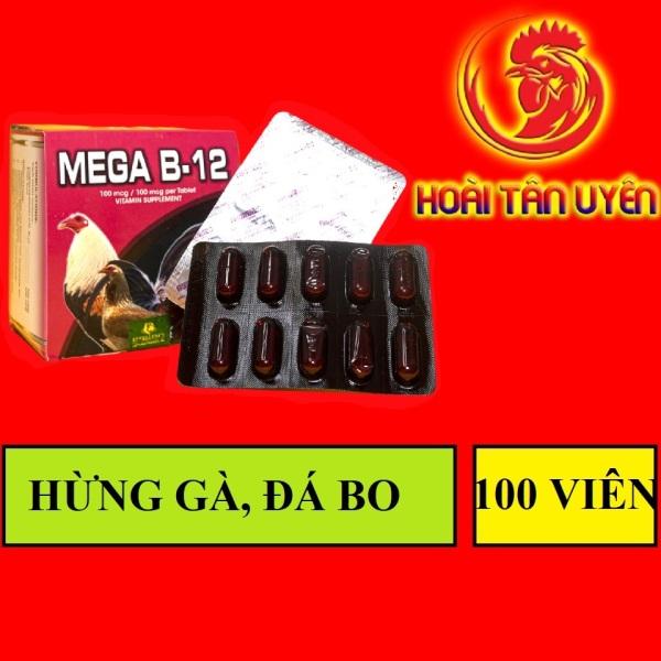 B12 MEGA dinh dưỡng cho gà đá 1 HỘP