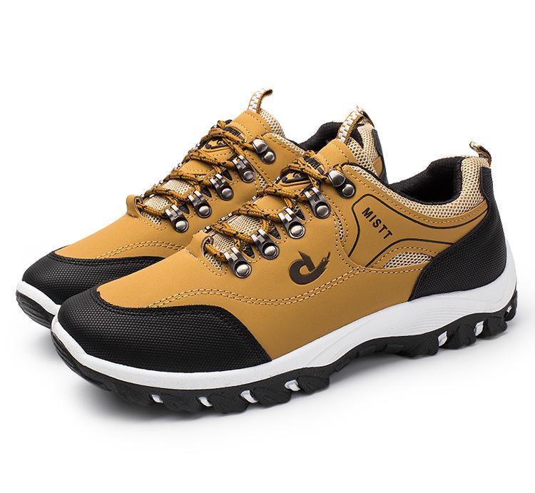 Không Thể Bỏ Qua Giá Hot với Giày Thể Thao Nam Loại Cao Cấp VISPO 007 (Đế Dày 3cm)