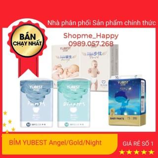 Bỉm Yubest Gold-Night-Angel Quần Dán Nội Địa Trung S90 M84 L78 XL72 XXL66 XXXL66 S80 M76 L72 XL68 XXL64 thumbnail