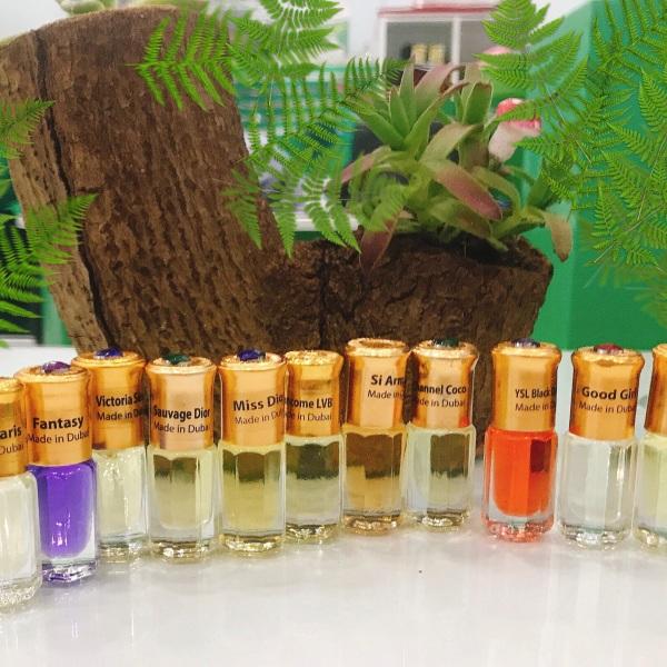 Tinh dầu nước hoa mini