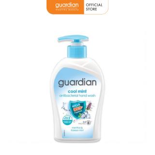 Nước rửa tay Guardian kháng khuẩn bạc hà mát lạnh 500ml thumbnail