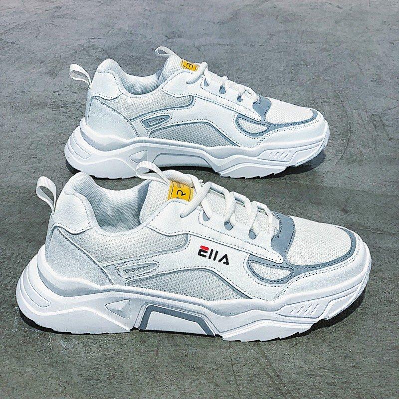 Giày sneakers thời trang nam phản quang G-14
