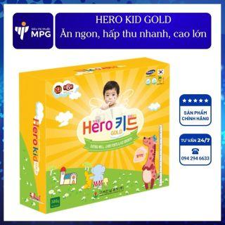 Hero Kid Gold Korea Cải thiện biếng ăn, phát triển chiều cao thumbnail