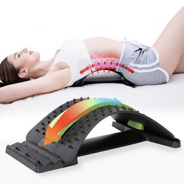 Dụng Cụ Massage Hỗ Trợ Tập Lưng Và Cột Sống