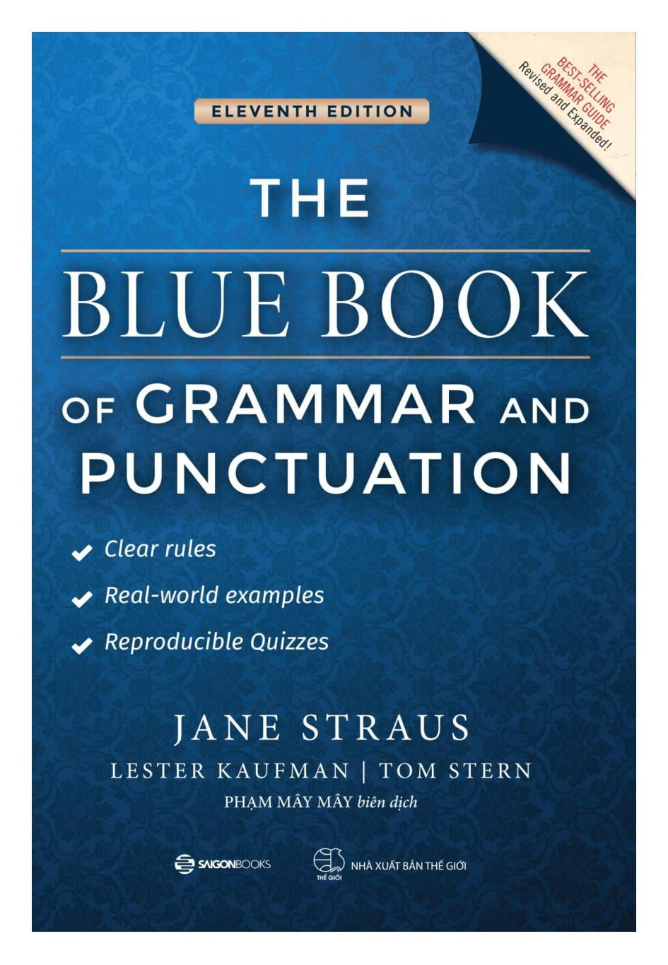 Fahasa - The Blue Book Of Grammar And Punctuation