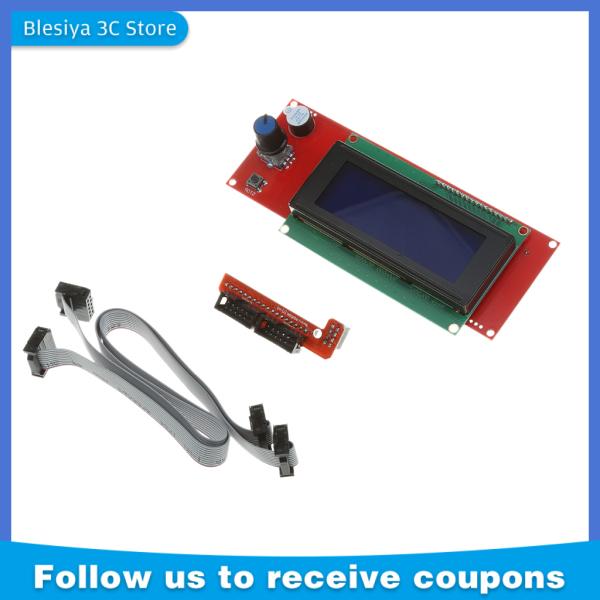 Bảng giá Blesiya LCD Thông Minh 2004 Bộ Điều Khiển Hiển Thị Cho Đường Dốc 1.4 Máy In 3D Tôm Điện Tử Phong Vũ