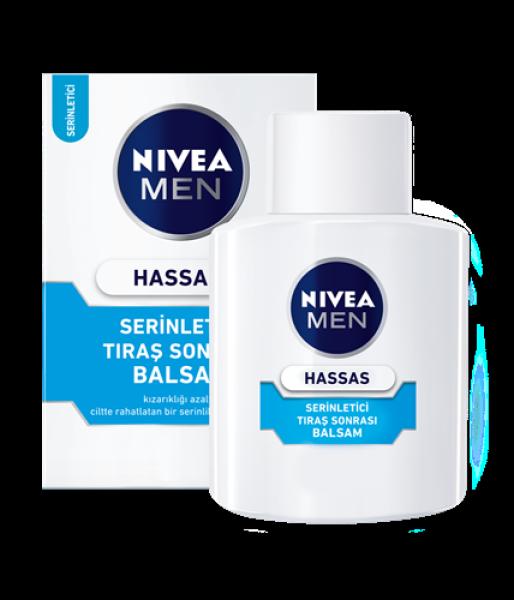 Kem dưỡng sau cạo râu  NIVEA Men Cool After Shave Balsam 100ml (cho da nhạy cảm) giá rẻ