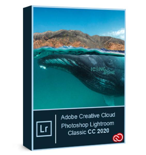 Bảng giá Phần mềm Adobe Lightroom Classic CC 2020 Phong Vũ