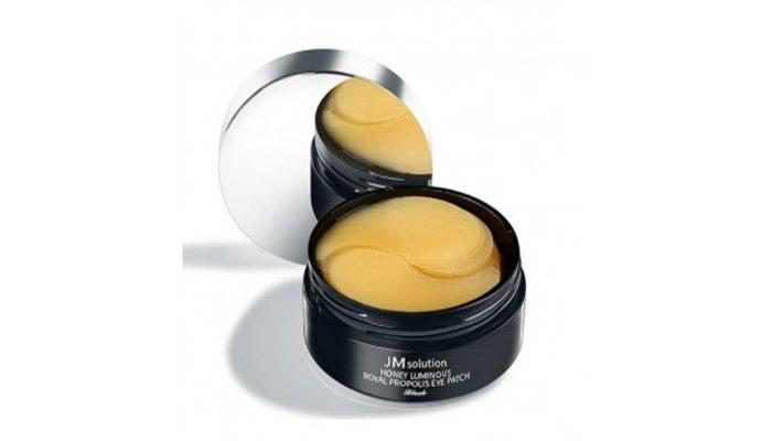 MẶT NẠ MẮT JM SOLUTION HONEY LUMINOUS ROYAL EYE PATCH nhập khẩu