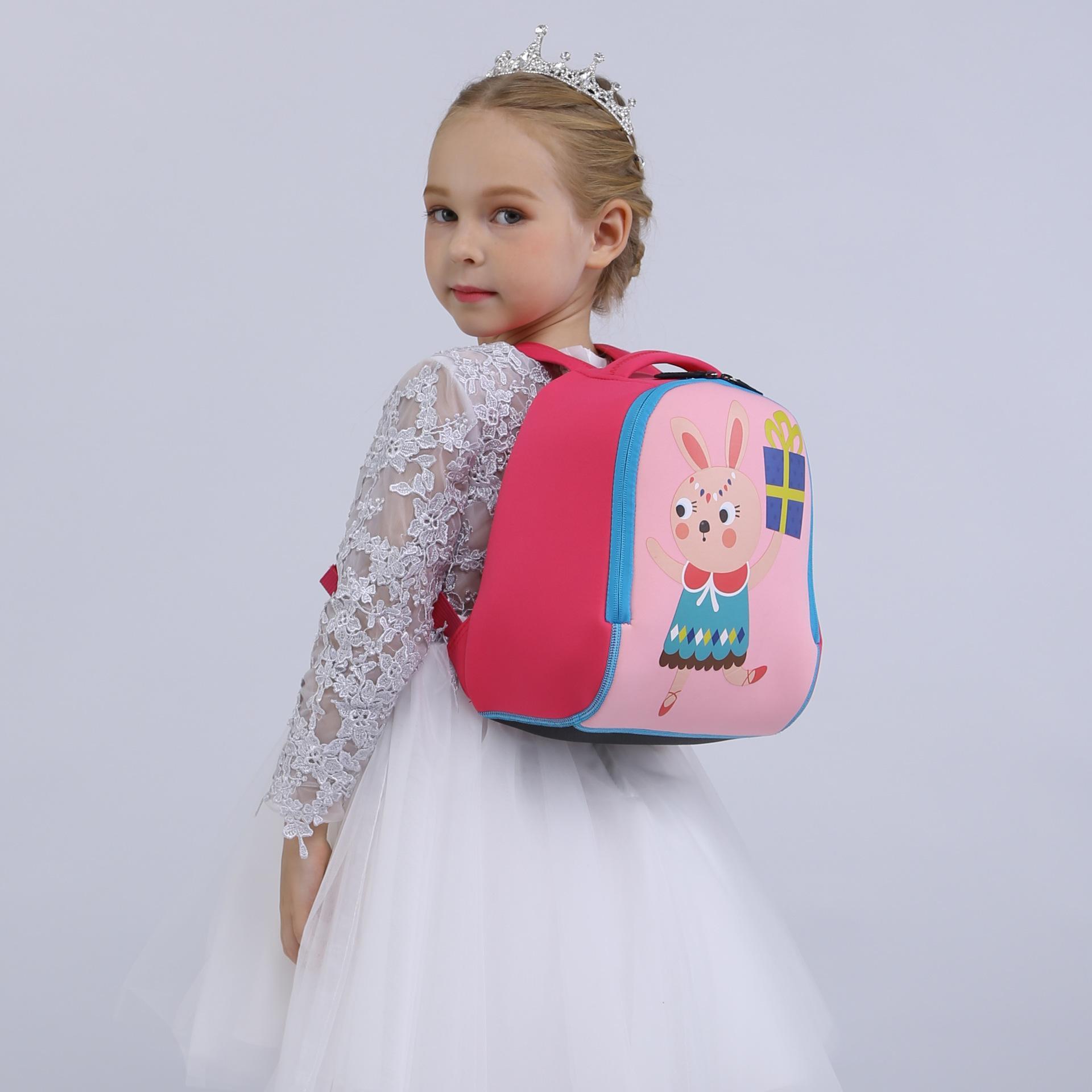 Balo đi học trẻ em siêu nhẹ cho bé 1-3 tuổi Nhật Bản
