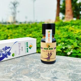 Tinh dầu oải hương nguyên chất Hoa Nén - Tinh dầu xông phòng hiệu quả, an toàn, giúp giấc ngủ sâu hơn thumbnail