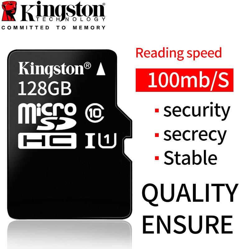 Thẻ nhớ Kingston Micro SDHC Class10 128GB
