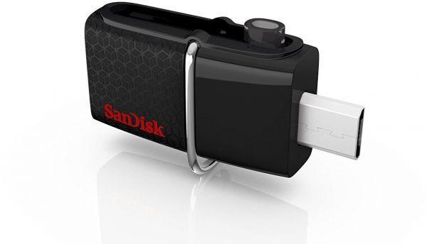 Giá Usb Otg sandi 128Gb Ultra Dual Usb 3.0 150Mb/S Sddd2 (Đen)
