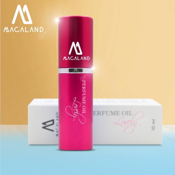 Nước hoa nữ Lovely MACALAND dạng xịt dành cho nữ ưa thích mùi ngọt ngào cao cấp