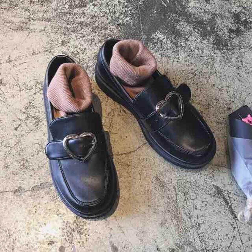 Giày oxford tim giày vintage giá rẻ